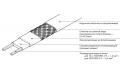 10QTVR2-CT Греющий саморегулирующийся кабель