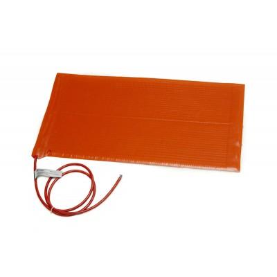 SRL12842, Плоский силиконовый нагреватель (Греющая панель), 305х2134 мм, 2000 Вт