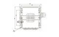 Коробка соединительная РТВ 606