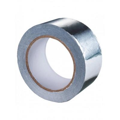 Алюминиевая клейкая лента +80 °C, тип 02-5500-0003