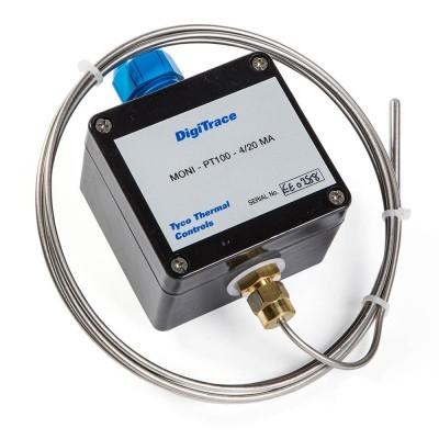 MONI-PT-100 4/20MA, Платиновый датчик температуры c преобразователем, для взрывоопасных зон